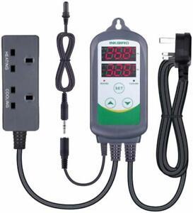 Inkbird 308 Aquarium Digital Thermostat Waterproof Temperature Controller Heater