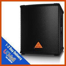 "Behringer Eurolive B1200D-PRO 12"" Active Powered Sub Speaker Cabinet 500 Watt"