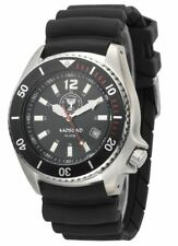 ADI Men's Millitary/Tactical Watch - 2850 Mossad Logo, Stainless, Analogue