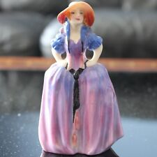 Royal Doulton Miniature Figurine Patricia M28 Issued 1932-45