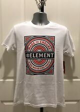 """ELEMENT """"NOTE"""" ENDURE THE ELEMENTS, T-SHIRT ADULT SIZE MEDIUM, NEW WITH TAGS!"""