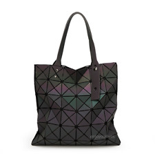 Women Hologram Shoulder Bag Messenger Tote Satchel Holographic Bags Fashion