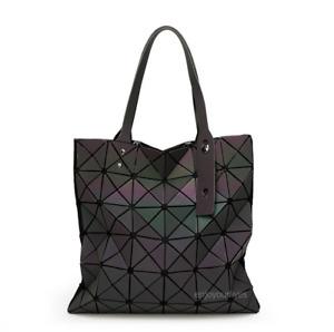 Women Hologram Shoulder Bag Messenger Tote Satchel Holographic Bags Fashion