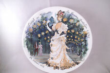 Henri D'Arceau Limoges France Women of the Century Collector Plate 1875