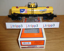 Lionel yellow o scale model railroads trains ebay lionel 83190 moonpie single dome tank car train o gauge freight american bakery asfbconference2016 Gallery