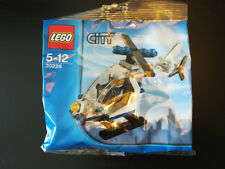 Lego 30226 Police Helicopter Polybag - Hélicoptère de Police City NEUF NEW MISB