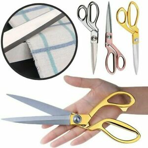 TOPA® Dressmaking Tailoring Scissors Stainless Steel Shear Fabric Craft Cutting