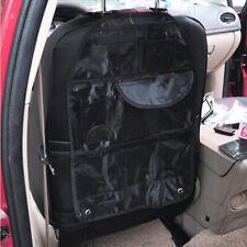 1X Car Back Seat Multi Pocket Organiser Storage Bag Tidy Kids Travel Bag Holder!