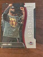 2019-20 PANINI PRIZM LeBRON JAMES NBA FINALIST 3 LOS ANGELES LAKERS 🔥🔥🔥🏀