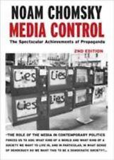 Media Control, Second Edition: The Spectacular Achievements of Propaganda Open