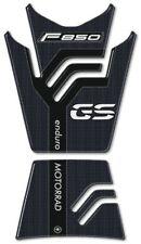 Paraserbatoio 3d Gel protezione Serbatoio compatibile Moto BMW F850 GS 2018-2020