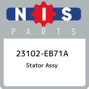 23102-EB71A Nissan Stator assy 23102EB71A, New Genuine OEM Part