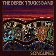 The Derek Trucks Band ### Songlines ###  CD