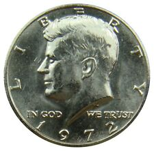 (M15) - USA United States - 1/2 Half Dollar 1972 - J.F. Kennedy- UNC - KM# 202b
