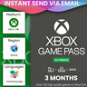 Xbox Live Gold & Game Pass Ultimate Code - 3 Months (6 X 14 Days) - *INSTANT*