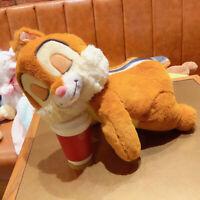 Dale Plush Doll Sleeping PASTEL STYLE Disney Japan new