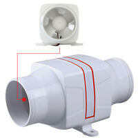 Rohrlüfter,Rohrventilator, Gebläse DC24V 3Inch  Ventilator, Lüfter,Ablüfter