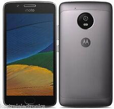"""Motorola Moto G5 Lunar Gris 5"""" 16GB 4G Sim Libre (Desbloqueado) PA600002GB"""