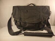 Blackhawk Fidlock Black Computer Laptop Safety Carrying Shoulder Hand Bag