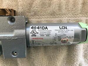 Ingersoll Rand LCN Model 4031 Door Closer Cylinder W//Cover