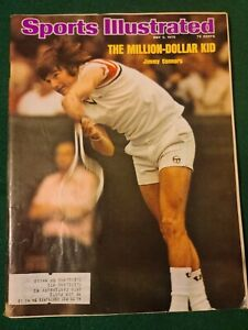 Sports Illustrated May 5,1975 Tennis Jimmy Connors