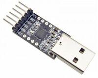 CP2102 Module USB to TTL Uart Serial Convertor 5v 3.3v Programmer RX TX Black