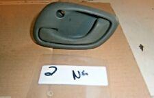 VAUXHALL AGILA 2000 NEARSIDE PASSENGER SIDE FRONT / REAR INTERIOR DOOR HANDLE