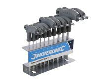 Silverline 328015 TRX Llave thandle Juego 10 piezas T9 T50