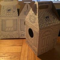 BUILD A BEAR FACTORY 2 EMPTY CUB CONDO BOXES PERFECT FOR PRESSIES