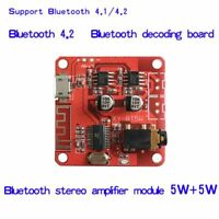 XY-BT5W MP3 Lossless Decoder Board Bluetooth 4.2 Audio Stereo Receiver Module