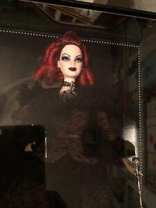 NRFB 2012 Signed  La Reine de la Nuit New Orleans Barbie Convention Doll