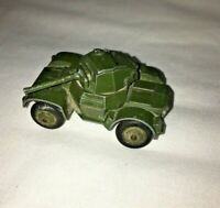 Dinky Toys No.670  (1954-70) British Army Daimler Armoured Car.