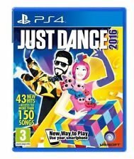 Just Dance 2016 Ps4 Game PlayStation 4 UK Postage