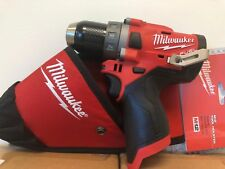"Milwaukee M12 1/2"" 12V Drill Driver 2503-20 New GEN II + (1) 2335-20 Holster"