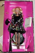SAVVY SHOPPER Barbie Doll by Nicole Miller BLOOMINGDALES LE 1994 NRFB 12152