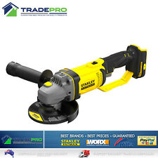 Stanley® Fatmax 18V Cordless 125mm Angle Grinder Genuine SFMCG400B Tool Only