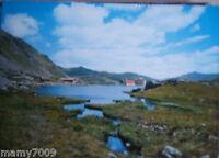 CARTOLINA VIAGGIATA=San Gottardo Ospizio m.2114=1969