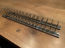Vintage Kovax Tie Rack Made in Usa Used Good Condition