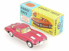 Corgi 310 Chevrolet Corvette Sting Ray Sports Coupe original Box OVP 1410-02-46