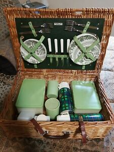 Abercrombie & Fitch Picnic Basket