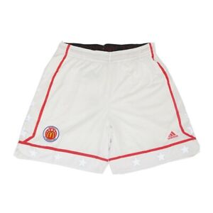 McDonald's All-American NCAA Adidas Women's  White Game Shorts