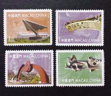 China Macao Macau 2000  Modern Art, complete 4V MnH