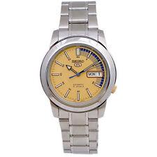 Seiko Armbanduhren aus Edelstahl