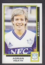 PANINI-FOOTBALL 86-Nº 95 ADRIAN HEATH-Everton