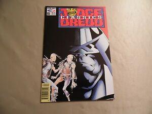 Judge Dredd Classics #65 (Fleetway / Qaulity 1992) Free Domestic Shipping