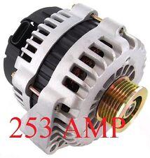 253amp NEW HIGH AMP Alternator Generator HUMMER H2 Limo 6.0L 2002 2003 2004 2005