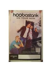 Hoobastank Poster On Tour Band Shot