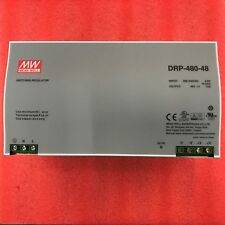 1pc New MEAN WELL switching power supply DRP-480-48 (48V 10A)