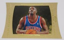 1996-97 UPPER DECK PREDICTOR JOE DUMARS #P6 PISTONS BASKETBALL CARD