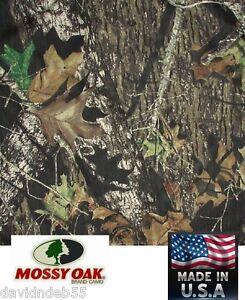 6-USA Made MOSSY OAK BREAK UP HD Camouflage CAMO Bandana BANDANNA Head Wrap